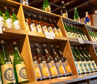 KYOTANGO- Local sake breweries